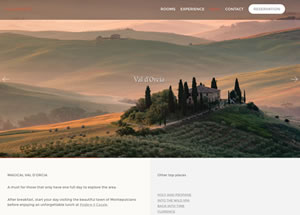 Follonico 4 suite B&B in Tuscany, Italy