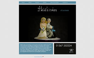 Heidi's Cakes of Lechlade, UK