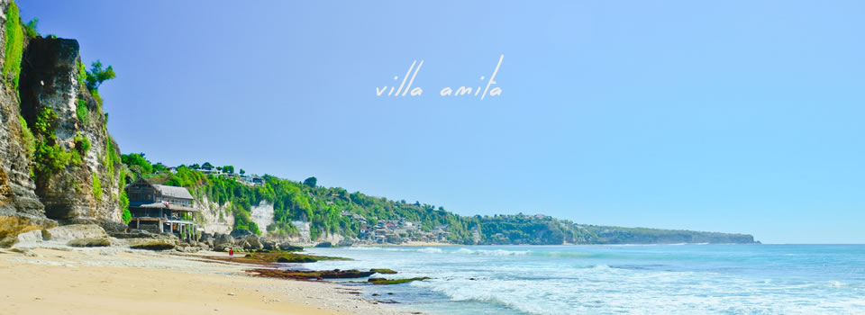 Villa Amita website by Piccante Web Design
